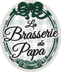 La Brasserie de papa Logo