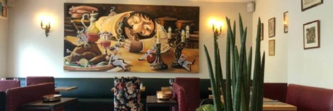 Brasserie de papa plantes tableau restaurant 600x413